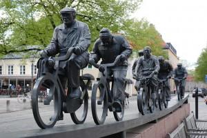 Actualité Västerås : en course pour être élue meilleur ville de Suède pour les cyclistes