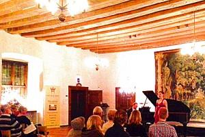 Concert de musique classique à Västerås, 19 mars