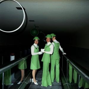 13 mars 1974 : arrivée du 1er vol commercial à Paris-CDG