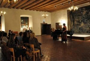 Concert donné par le département de musique de chambre de l'université de Västerås