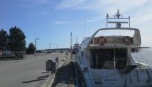 Le port de Västerås, ouvert sur le lac Mälar, a des airs de Côte d'Azur