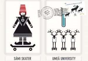 Actualités culture voyage tourisme Umeå, capitale européenne de la culture, au coeur de la Laponie suédoise