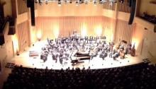 Actualité musique classique concert Marianna Shirinyan a donné une remarquable interprétation du concerto pour piano de Grieg à la Salle e concert de Västerås - 10 avril 2014