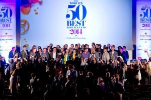 Actualité restaurant voyage société Le top 50 des meilleurs restaurants du monde, un classement du magazine britannique Restaurant publié le 28 avril 2014