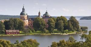 Actualités voyage tourisme Le château historique de Gripsholm est une des nombreuses destinations de promenade en bateau depuis Västerås