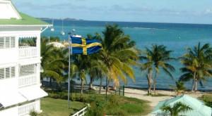 Actualités voyage tourisme La Suède rendait la Guadeloupe à la France le 30 mai 1814