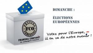 Actualités politiques Elections européennes 2014, la France et la Suède votent dimanche