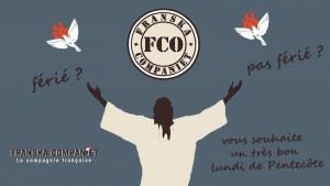 Actualités politique société C'est en 2004-2005 que le lundi de Pentecôte a perdu son caractère férié, en France et en Suède