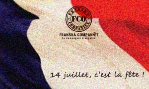 France Suède actualités culture histoire La France célèbre sa fête nationale depuis 1880, la Suède depuis 1983