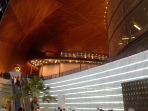 Actualités culture économie Le Grand Théâtre de Chine à Pékin, un des ouvrages culturels majeurs de Chine réalisés par des architectes français
