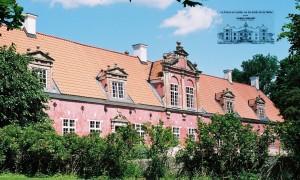 Voyage tourisme Suède Des traces de la France dans l'architecture du château de Fiholm à quelques kilomètres de Västerås