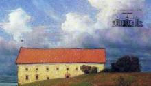 Voyage tourisme culture en Suède Influence des Impressionnistes français dans ce tableau de Sundbyhollm peint par le prince de Suède