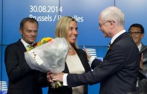 France Suède Union européenne actualités La France et la Suède sont satisfaites de la nomination du Polonais Tusk et de l'Italienne Mogherini.