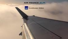 France, Suède, actualités, Le trafic d'Air France-KLM et de SAS augmente beaucoup. Les 2 compagnies présentent pourtant chacune des risques particuliers