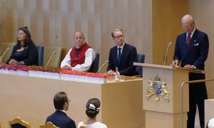 Suède actualités politique Le roi de Suède a déclaré ouverte la session parlementaire après les élections générales qui n'ont pas permis de dégager une majorité