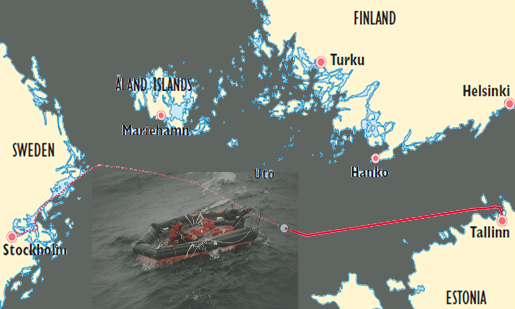 Catastrophe Estonia Mort De 501 Su 233 Dois 1 Fran 231 Aise