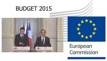 La France et l'Italie ont présenté hier à la Commission européenne un budget 2015 avec respectivement un déficit de 4,3% et une dette publique de 130% du PNB. Un gros écart avec la Suède