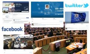 France Suède actualités Les médias sociaux sont largement utilisés pour ouvrir largement au public les auditions des futurs Commissaires européens.