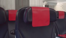 Nouveau produit sur les vols moyen-courriers d'Air France comme Paris-Stcokholm. Elegance, discrétion, innovation, une belle vitrine pour la France.
