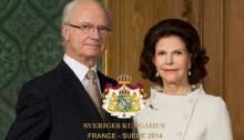France Suède actualités Le roi et la reine de Suède préparent leur venue en France avec la recherche, l'environnement et la culture au menu de la visite officielle