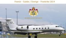 Suède France actualités Le roi et la reine de Suède arrivent en France. Les échanges économiques entre les 2 pays est un sujet important de cette visite d'Etat