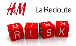 Le Suédois H&M et la Française La Redoute ont été sanctionnés en Suède pour ne pas avoir respecté les règles concernant l'octroi de crédits aux clients