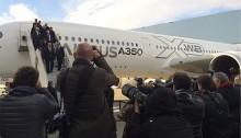 France Suède actualité Le roi et la reine visitent à Toulouse le site d'Airbus et le Centre d'études spatiales, vitrines de l'excellence française et européenne