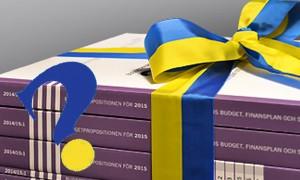 Suède actualités politiques Le gouvernement suédois sans majorité au Parlement risque de ne pas obtenir un vote en faveur de son budget d'Etat 2015