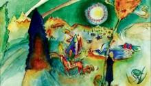 Vassily Kandinsky après avoir été russe et allemand devint citoyen français. Il séjourna également en Suède où il rejoint Gabrielle Munter dont il était amoureux