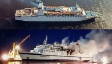 """Frankrike Sverige France Suède """"Massalia"""", ett franskt fartyg som blev skandinaviskt"""