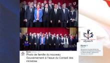 gouvernement français franska regeringen politik frankrike sverige